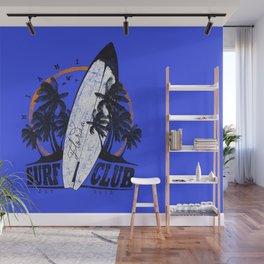 Summer Time - Surf Club Wall Mural