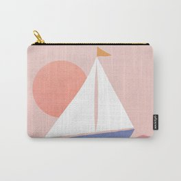 Abstraction_Sailing_Ocean Carry-All Pouch