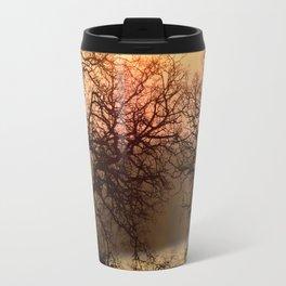 River Sunset Travel Mug