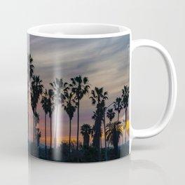 River Jetties Sunrise Coffee Mug