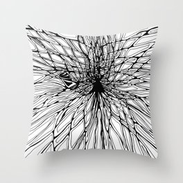 Trap Throw Pillow