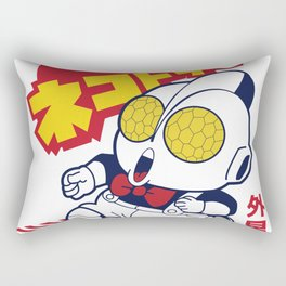 Nekotoraman Rectangular Pillow