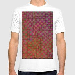 Manual Grid Fall Digital T-shirt