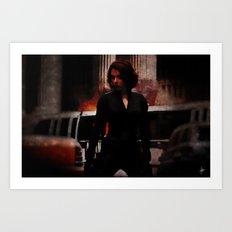 Avengers: Black Widow Art Print