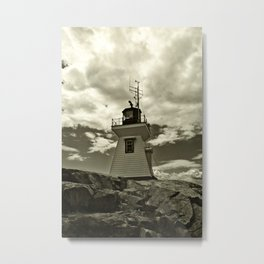 Killarney Lighthouse Metal Print