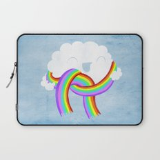 Mr clouds new scarf Laptop Sleeve