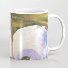 Calm of swan   Le calme du cygne Mug