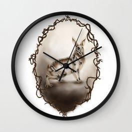Corvus Cervus Lepus Series - Europaeus Wall Clock