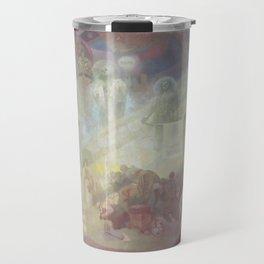 Alphonse Maria Mucha - Holy Mount Athos Travel Mug