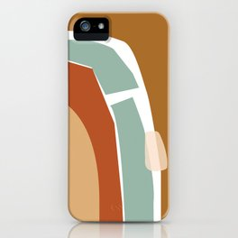 // Reminiscence 02 iPhone Case
