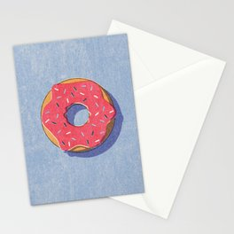 FAST FOOD / Donut Stationery Cards