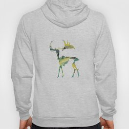 Deer Skeleton Hoody