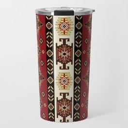 AntiqueAnatoliaMotif Travel Mug