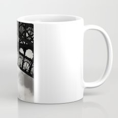 Black Lace of Eiffel Tower Mug