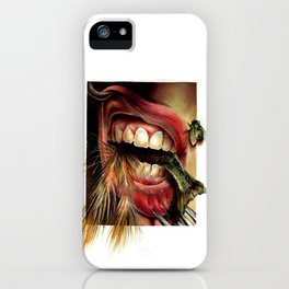 Animal Tomb  iPhone Case
