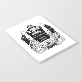 The Royal Kingdom of the Sleepy Forest Notebook