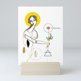 Libra Mini Art Print