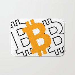 Bitcoin 16 Bath Mat
