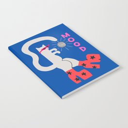 Mood Cat Notebook