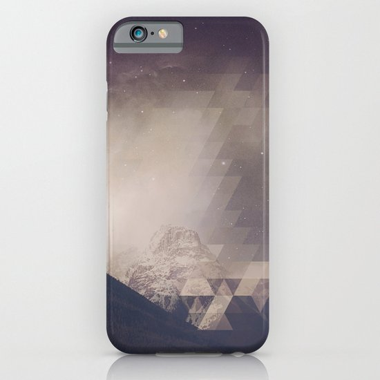 Space Mountain iPhone & iPod Case