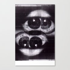 Eye Test Canvas Print