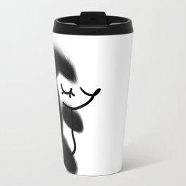 Hugs & kisses, Little skunk  Travel Mug