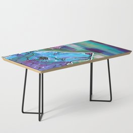 Blue Bear King Coffee Table