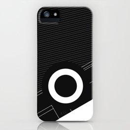 RIM SATURN iPhone Case