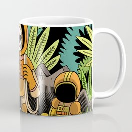 Lost contact Coffee Mug
