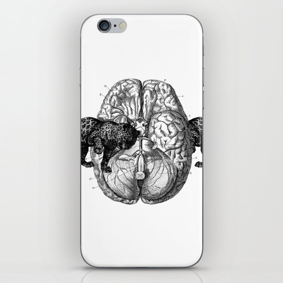 Ayahuasca iPhone & iPod Skin