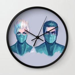 Frost and Sub Zero Wall Clock