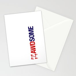 AWDSOME v2 HQvector Stationery Cards