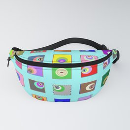 The Worms are coming 01 Fanny Pack