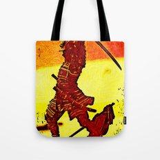 Ronin Red Tote Bag