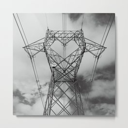 electric sheep Metal Print