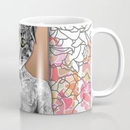 CAT WOMAN Coffee Mug
