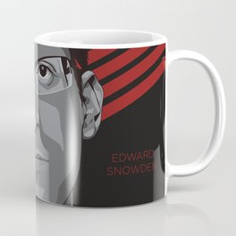 Edward Snowden Coffee Mug