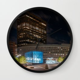 Government Center Wall Clock