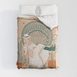 Texas Bohemia Comforters