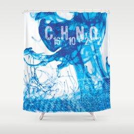 INDIGO - C16H10N2O2 Shower Curtain