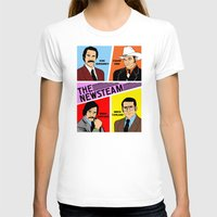 will ferrell T-shirts featuring The Newsteam - Anchorman by Buby87