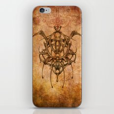 Zodiac:  Aquarius iPhone Skin