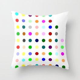 Amoxapine Throw Pillow