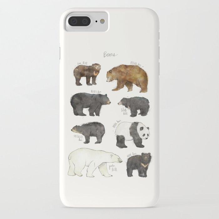 bears iphone case