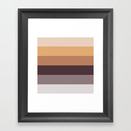Autumn #4 Framed Art Print