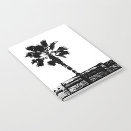 Black & White Palm Notebook