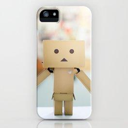 Savior Danbo iPhone Case
