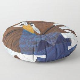 Tweet Tweet Floor Pillow