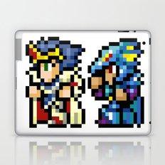 Final Fantasy II - Cecil and Kain Laptop & iPad Skin