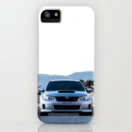 2012 STI iPhone Case